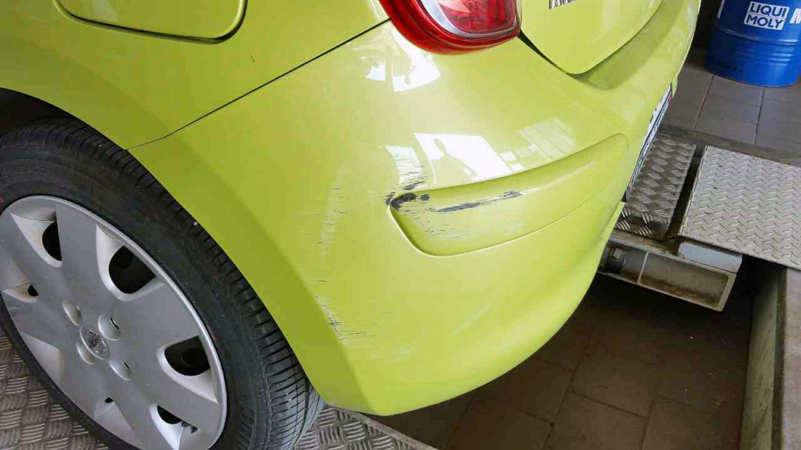 Unfallinstandsetzung - Auto-Linner